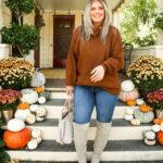 Looks casuales e invernales para chicas curvy